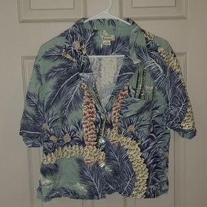 Tommy Bahama Button Up Blouse